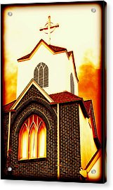 The Forgiven  Acrylic Print