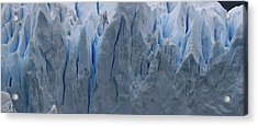 The Glacier Up Close Acrylic Print by Andrei Fried