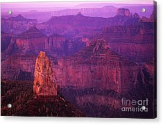The Grand Canyon North Rim Acrylic Print by Bob Christopher