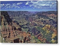 Acrylic Print featuring the photograph The Grand Canyon by Renee Hardison