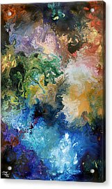 The Great Diversity Acrylic Print