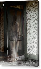 The Haunting Acrylic Print