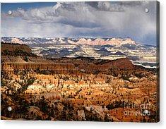 The High Desert Bryce Canyon Acrylic Print by Butch Lombardi