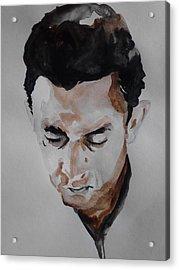 The Highwayman Acrylic Print by Matt Burke