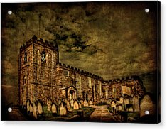 The House Of Eternal Being Acrylic Print
