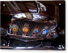 The Jaguar Acrylic Print by David Patterson