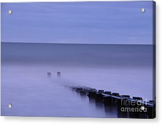 The Jetty Acrylic Print