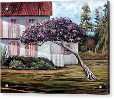 The Kite Tree Acrylic Print