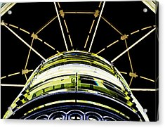 Acrylic Print featuring the photograph The Lantern Room by MaryJane Armstrong