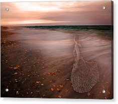 The Last Time I Saw Her Acrylic Print by Betsy Knapp