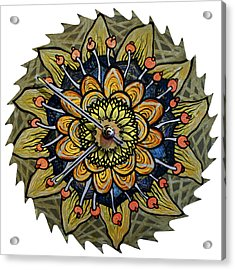 The Lena-meria Acrylic Print by Jessica Sornson