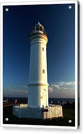 The Light Tower Acrylic Print by Alexey Dubrovin