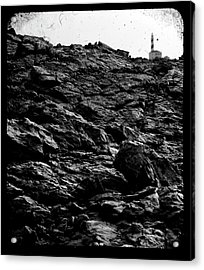 Acrylic Print featuring the photograph The Lighthouse1 by Pedro Cardona