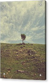 The Little Bit Of My Heart That's Left Acrylic Print by Laurie Search