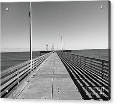 The Long Walk Acrylic Print
