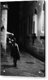 The Long Way Home Acrylic Print by George Koroxenidis