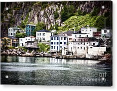 The Lower Battery Acrylic Print