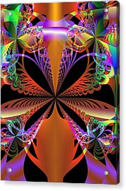The Magic Vase Acrylic Print