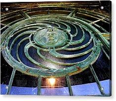 The Medusa Windows Acrylic Print by William Walker