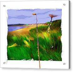 The North Shore Acrylic Print by Bob Salo