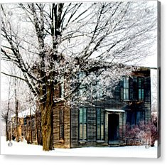 The Old Frost House Acrylic Print