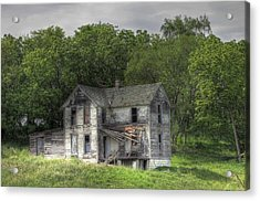 The Old Homestead Acrylic Print