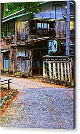 The Old Inn Acrylic Print