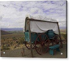 The Oregon Trail No 3 Acrylic Print