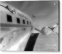 Acrylic Print featuring the photograph The Original Flagship by Alex Esguerra