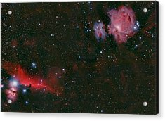 The Orion Complex Acrylic Print