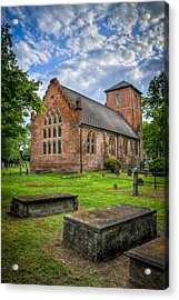 The Other Side Of St Lukes Acrylic Print