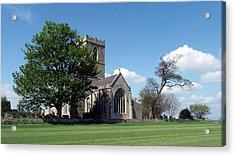 The Parish Church Of St Andrew Acrylic Print