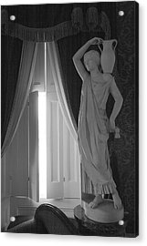 The Parlor Acrylic Print by Steven Ainsworth