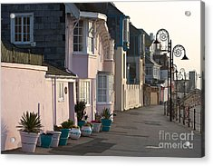 The Perl Of Dorset  Acrylic Print by Gary Bridger