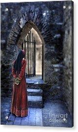 The Prisoner Acrylic Print by Jill Battaglia