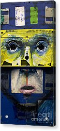 The Reproduction Number 5 Acrylic Print by Nick Jentry