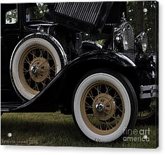Acrylic Print featuring the photograph The Ride by Tamera James