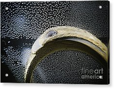 The Ring Acrylic Print by Herry Sugianto