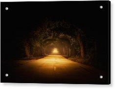 The Road To.... Acrylic Print by Marek Czaja