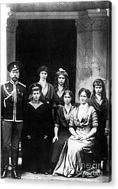 The Romanovs Acrylic Print by Science Source