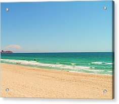 Acrylic Print featuring the photograph The Sea Of Cortez by Rand Swift