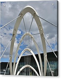 The Seafarers Bridge Structure Acrylic Print