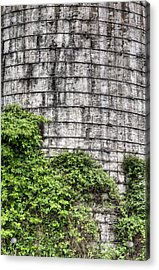 The Silo Acrylic Print by JC Findley