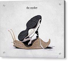 The Sneaker Acrylic Print