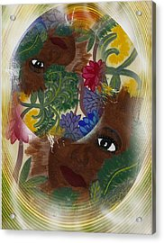 The Soul Acrylic Print by Ruth  El