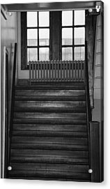 The Stairway Acrylic Print by Rob Hans