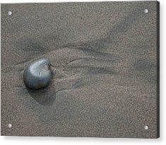The Stone Acrylic Print by Lourdan Kimbrell