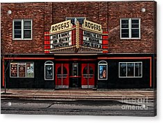 The Theater  Acrylic Print