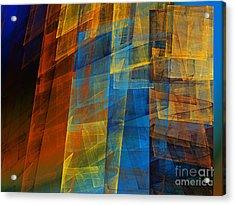 The Towers 2 Acrylic Print