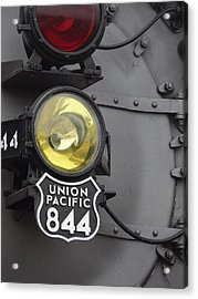 The Up 844 Acrylic Print